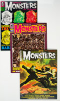 Magazines:Horror, Famous Monsters of Filmland Group of 40 (Warren, 1964-93) Condition: Average VF-.... (Total: 40 Items)
