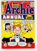 Silver Age (1956-1969):Humor, Archie Annual #8 (Archie, 1956) Condition: FN+....