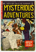 Golden Age (1938-1955):Horror, Mysterious Adventures #17 (Story Comics, 1953) Condition: GD-....