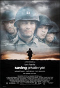 """Movie Posters:War, Saving Private Ryan (Paramount, 1998). Rolled, Very Fine+. One Sheet (27"""" X 40"""") SS. War.. ..."""