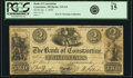 Obsoletes By State:Michigan, Constantine, MI- Bank of Constantine $2 Jan. 1, 1838 G4 PCGS Fine 15.. ...