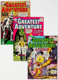 Silver Age (1956-1969):Adventure, My Greatest Adventure Group of 15 (DC, 1957-62) Condition: Average FN.... (Total: 15 Comic Books)