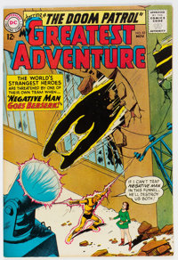 My Greatest Adventure #83 (DC, 1963) Condition: FN/VF