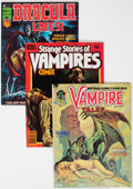 Magazines:Horror, Assorted Horror Magazines Group of 23 (Various Publishers, 1970s) Condition: Average FN/VF.... (Total: 23 Comic Books)