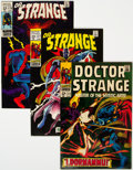 Silver Age (1956-1969):Superhero, Doctor Strange Group of 15 (Marvel, 1968-90) Condition: Average VF.... (Total: 15 Items)