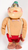 Toys:Miscellaneous, Magilla Gorilla Plush Toy (Ideal/Hanna-Barbera, 1965)....