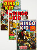 Bronze Age (1970-1979):Western, The Ringo Kid Group of 17 (Marvel, 1967-73) Condition: Average FN.... (Total: 17 Items)
