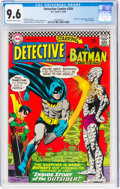 Silver Age (1956-1969):Superhero, Detective Comics #356 (DC, 1966) CGC NM+ 9.6 Off-white to white pages....
