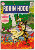 Silver Age (1956-1969):Adventure, Robin Hood Tales #8 (DC, 1957) Condition: FN/VF....