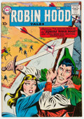 Silver Age (1956-1969):Adventure, Robin Hood Tales #11 (DC, 1957) Condition: FN/VF....