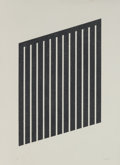Prints & Multiples, Donald Judd (1928-1994). Untitled, 1978-79. Aquatint on wove paper. 35-1/4 x 24-5/8 inches (89.5 x 62.5 cm) (image). 40 ...