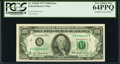 Error Notes:Offsets, Full Back to Face Offset Error Fr. 2168-B $100 1977 Federal Reserve Note. PCGS Very Choice New 64PPQ.. ...