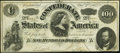 Confederate Notes:1862 Issues, T49 $100 1862 PF-2 Cr. 348 Choice About Uncirculated.. ...