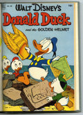 Golden Age (1938-1955):Miscellaneous, Four Color #397-408 Bound Volume (Dell, 1952)....