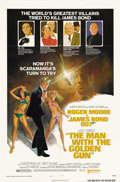 "Movie Posters:James Bond, The Man with the Golden Gun (United Artists, 1974). One Sheet (27"" X 41"") Style B. This film was adapted from Ian Fleming's ..."
