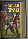 Silver Age (1956-1969):Science Fiction, Doctor Solar and Others Bound Volume (Dell/Gold Key, 1966-69)....