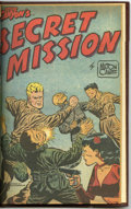 Golden Age (1938-1955):Miscellaneous, Harvey Promotional Comics Bound Volume (Harvey, 1945-52)....