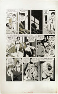 Original Comic Art:Panel Pages, Wally Wood - Creepy #38, page 6 Original Art (Warren, 1971). ...