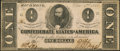 Confederate Notes:1862 Issues, T55 $1 1862 PF-7 Cr. 398 About Uncirculated.. ...