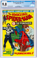 Bronze Age (1970-1979):Superhero, The Amazing Spider-Man #129 (Marvel, 1974) CGC NM/MT 9.8 Off-white to white pages....