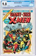 Bronze Age (1970-1979):Superhero, Giant-Size X-Men #1 (Marvel, 1975) CGC NM/MT 9.8 Off-white to white pages....