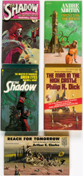 Books:Vintage Paperbacks, Vintage Paperbacks and Pulp Related Group of 7 (Various Publishers, 1960s-80s).... (Total: 7 Items)
