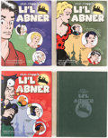 Memorabilia:Comic-Related, Li'l Abner Hardcover Collected Editions Group of 13 (Various Publishers, 1990s-2000s) Condition: Average NM-.... (Total: 13 Items)