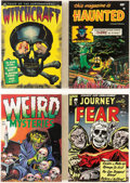 Memorabilia:Comic-Related, Roy Thomas-Related Hardcover Editions Group of 15 (Various Publishers, 2000s) Condition: Average NM-.... (Total: 15 Items)