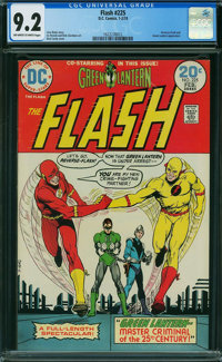 The Flash #225 (DC, 1974) CGC NM- 9.2 Off-white to white pages