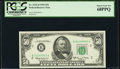 Small Size:Federal Reserve Notes, Fr. 2113-B $50 1963A Federal Reserve Note. PCGS Superb Gem New 68PPQ.. ...