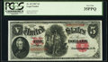 Large Size:Legal Tender Notes, Fr. 83 $5 1907 Legal Tender PCGS Very Fine 35PPQ.. ...