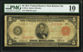Fr. 841a $5 1914 Red Seal Federal Reserve Note PMG Very Good 10