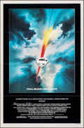 """Movie Posters:Action, Superman the Movie (Warner Bros., 1978). Folded, Very Fine+. One Sheet (27"""" X 41""""). Bob Peak Artwork. Action.. ..."""
