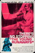 """Movie Posters:Drama, The Young Runaways & Other Lot (MGM, 1968). Folded, Fine+. One Sheets (2) (27"""" X 41"""") & Lobby Card Set of 8 (11"""" X 14""""). Dra... (Total: 10 Items)"""