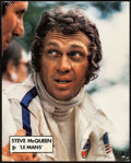 "Movie Posters:Sports, Le Mans (20th Century Fox, 1971). Fine/Very Fine. British Color Photo (9.25"" X 11.5""). Sports.. ..."