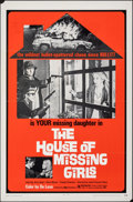 """Movie Posters:Foreign, Erotic Trap (VIP, 1971). Folded, Fine/Very Fine. One Sheet (27"""" X 41"""") Alternate Title: The House of Missing Girls. Fore..."""