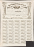 Confederate Notes:Group Lots, Ball 385 Cr. 166 $500 Bond 1864 Very Fine.. ...