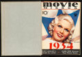 """Movie Posters:Miscellaneous, Movie Mirror Magazine (McFadden Publications, 1934). Fine+. Bound Magazines Volume (Multiple Pages, 8.75"""" X 11.5""""). Miscella..."""
