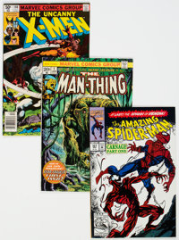 Marvel Bronze to Modern Age Box Lot (Marvel, 1970s-90s) Condition: Average VG/FN.... (Total: 2 Box Lots)