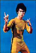 "Movie Posters:Action, Game of Death (Columbia, 1979). Rolled, Very Fine-. Promotional Poster (20.25"" X 30""). Action.. ..."