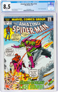 Bronze Age (1970-1979):Superhero, The Amazing Spider-Man #122 (Marvel, 1973) CGC VF+ 8.5 White pages....