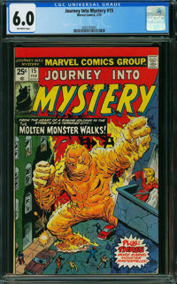 Journey Into Mystery (2nd Series) #15 (Marvel, 1975) CGC FN 6.0 OFF-WHITE pages
