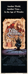Movie Posters:Fantasy, The Dark Crystal (Universal, 1982). Rolled, Fine/Very Fine...
