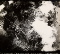 Various Artists (20th Century) A Group of Forty-Five Aerial Photographs of Germany (45 works), 1945 ... (Total: 45)