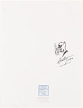 Original Comic Art:Sketches, Herb Trimpe Wolverine Sketch Original Art (Marvel, c. 2015)....