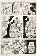 Original Comic Art:Comic Strip Art, Curt Swan and Murphy Anderson Superman #237 Story Page 22 Original Art (DC Comics, 1971)...