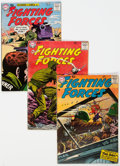 Silver Age (1956-1969):War, Our Fighting Forces Group of 19 (DC, 1957-68) Condition: Average GD+.... (Total: 19 Comic Books)