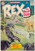 Silver Age (1956-1969):Adventure, Adventures of Rex the Wonder Dog #31 (DC, 1957) Condition: FN/VF....