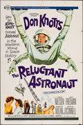 "Movie Posters:Comedy, The Reluctant Astronaut & Other Lot (Universal, 1967). Folded, Fine/Very Fine. One Sheets (2) (27"" X 41""). Comedy.. ... (Total: 2 Items)"