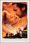 """Movie Posters:Action, Rob Roy (United Artists, 1995). Very Fine- on Linen. Autographed One Sheet (27.5"""" X 39.75""""). Action.. ..."""